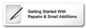Link the Getting Started with Repairs & Small Additions Web Form